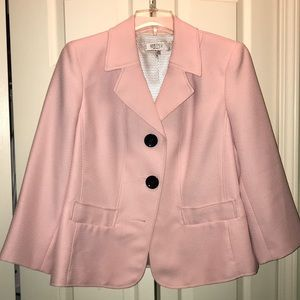Light pink Kasper blazer